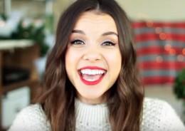 Christmas Day Makeup