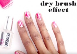 Dry Brush Nail Art Tutorials