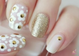 Fragrance inspired Nail Looks