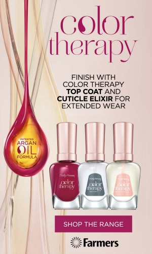 Sally Hansen Colour Therapy